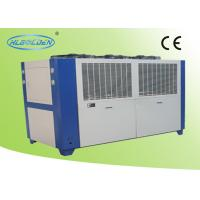 Quality Free Standing Air Cooled Water Chiller For High Frequency Machine Cooling wholesale