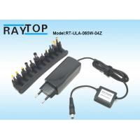 Quality 65W Mini Universal Automatic Laptop Power Adapter, 15-20V, 11 Tips wholesale