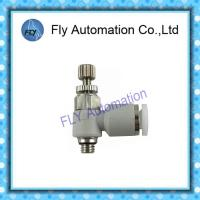 China One Way Flow Control Valve Pneumatic Fittings And Tubing Festo GRLA-M5-QS-4 162961 on sale