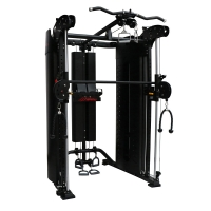 Quality Training Multi Purpose Squat Rack , Commercial Multi Station Gym Equipment wholesale