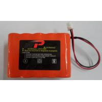 Buy cheap 12V 600mAh aa nicd battery , ni cd rechargeable batteries KS KFI Emergency from wholesalers