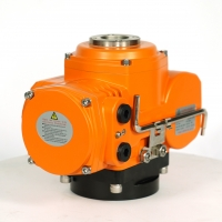 China Modulating 50Nm AC380V Explosion Proof Valve Actuator on sale