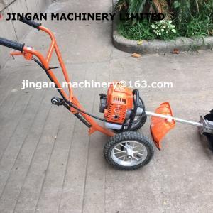 Buy cheap 52cc Hand Push Grass Brush Cutter/Grass Cutter Machine/Grass Trimmer product