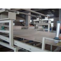 Buy cheap Marble Plastic Sheet Extrusion Line , PVC Artificial Wall Panel Profile Making Machine from wholesalers
