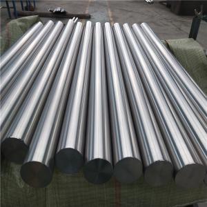 China Light Weight 10mm Titanium Rod / Titanium Alloy Bar Corrosion Resistance on sale