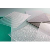 Buy cheap Waterproof Twin Wall Hollow Sheet / 1 Inch Thick Polycarbonate Sheet from wholesalers