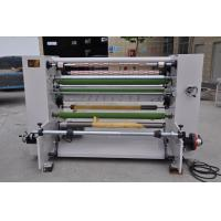 Buy cheap Automatic BOPP Tape Slitting Machine With High Speed , Paper Roll Slitting Machine product