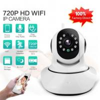 China 2017 BEST selling baby monitor smart wireless wifi ip camera with temperature humidity Detection cctv on sale