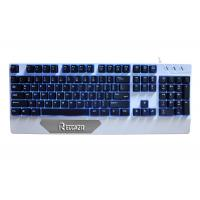 Quality Waterproof Gaming Computer Keyboard with Backlit / Palm Rest for Office wholesale