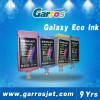 Quality Galaxy eco solvent ink for galaxy UD-3212LC ,UD181Lc ,UD2512LC printer machine wholesale