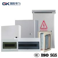 China Variety Of Styles Stainless Steel Electrical Box Nema 4x 316 60 Breaker Electrical Panel on sale