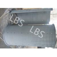 Quality Lefthand / Righthand Split Lebus Grooved Drum For Winch 20m/Min Speed wholesale