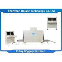 Quality Parcel Screening Baggage Scanner Machine , Airport Security Bag Scanners wholesale