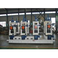Quality SGS Standard Square Tube Mill Machine With PLC Encoded Control wholesale
