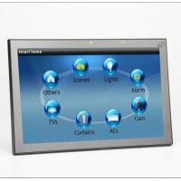 Quality Customized LED Indicator 10.1 Inch Flush Wall mounted Android Tablet PoE with RJ45 Ethernet Wifi wholesale