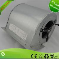 Quality AC Double Inlet Industrial Centrifugal Fans / High Pressure Centrifugal Blower wholesale