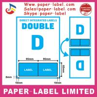 China integrated labels a4 paper/label sticker paper a4/label on sale