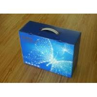 Quality Custom Disposable Matte/Gloss lamination Printed Embossing Kraft Paper Boxes wholesale