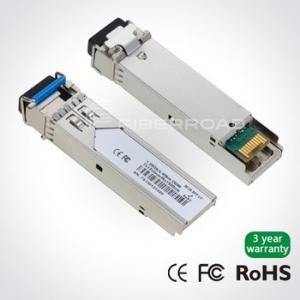 China BIDI LC SFP Fiber Optic Transceiver Module 1310nm / 1550nm 20KM 155M on sale