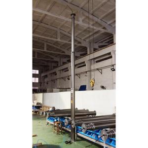 Quality mobile 9m cctv telescopic masts cctv-70406090 wholesale