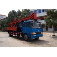Cheap High Mobility Truck Mounted Drilling Rig Hydraulic Chuck For Highway for sale