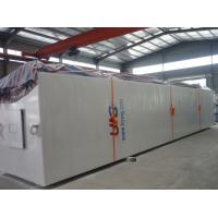 Quality Low Pressure Cryogenic Air Separation Plant with Oxygen 99.7% and Nitrogen 99.99% wholesale