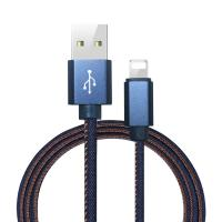 Quality Micro USB Data Charging Cable , Phone Charger Cable Fit IPhone 8 / X / IPad wholesale