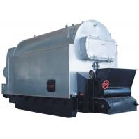 Quality Eco 10 Ton Natural Gas Fired Steam Boiler For Industrial , High Pressure wholesale