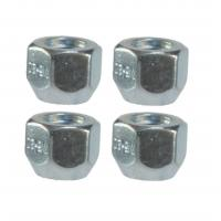 Buy cheap Open End Acorn Head Wheel Lug Nuts 7/16 - 20 Thread Fits Classic Pontiac Cars from wholesalers