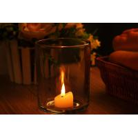Quality Replacement Candle Holder Glass Containers 630ml Environmental wholesale