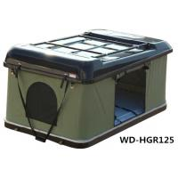Quality ABS Hard Lid Roof Top Tent Automobile Accessories For 2 Person Camping Parts Pop wholesale