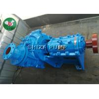 China Gold Copper Iron Mining Ash Slurry Pump Low Volume Fly 2X1.5 B - AHR General on sale