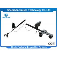 Quality HD Digital Under Vehicle Inspection Camera With 7 Inch DVR System For Security Check wholesale