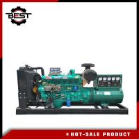 Quality 75KW / 93.75KVA Water Cool Diesel Engine Generator With Mechanical Speed Govering wholesale