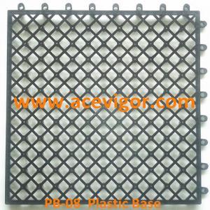 Quality PB-08 Plastic Base, Plastic mats, Plastic tile wholesale