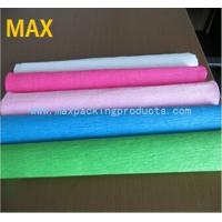 Quality Colored Crepe Paper for Party or Artificial Flowers Wrapping in Competitive Prices wholesale