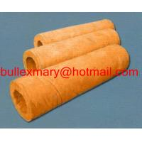 China rock wool pipe insulation on sale