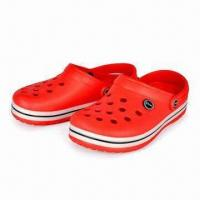 Quality Garden Shoes, High Performance and European Union Standard, Available in Red wholesale