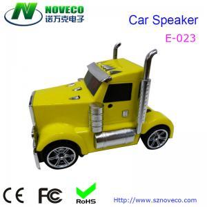 China Mini Train Head Car Digital Dual Speaker With TF/USB/FM Radio Compatible With Mp3 Player on sale