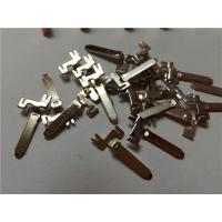 China Wire Terminal Pins Sheet Metal Forming , Precision Progressive Die Stamping Blanking on sale