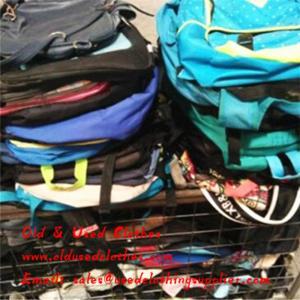 Quality Second Hand Bags Stylish Design Ladies Used Handbags School Bags 80 Kg/Bale wholesale
