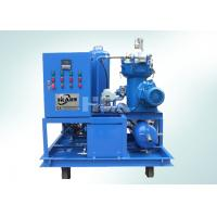 Quality Automatic Centrifugal Lube Oil Purifier , Turbine Oil Purifier Machine wholesale