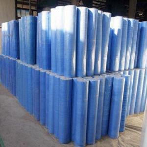China Alkali-resistant Fiberglass Mesh EIFS Wall Reinforcement 70-160g Fiberglass Mesh Rolls on sale