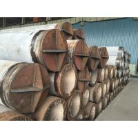 Quality Automatic Prestressed Spun Reinforced Concrete Piles Construction wholesale
