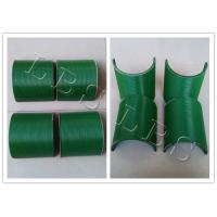 Quality Split Sleeve Polymer Nylon Lebus Grooved Drum Sleeve Device Machine wholesale