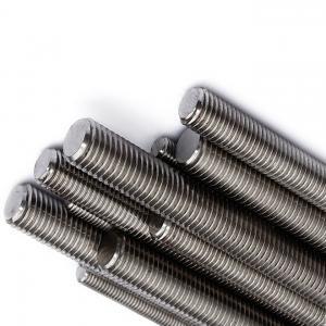 Quality Plain Fully Threaded Rod Length 1000mm-4000mm Custom Dimension wholesale