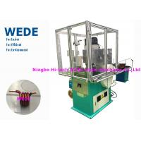 Quality Round Automatic Coil Winder, Max 4mm Spiral Fully Automatic Winding Machine 3 Axis Servo Motor wholesale