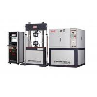 Quality Servo Hydraulic Tension Torsion Fatigue Testing Equipment ±1% Displacement Accuracy wholesale