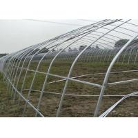 China NFT Hydroponic System PVC Pipe / Channel Strong Adhesion For Greenhouse on sale