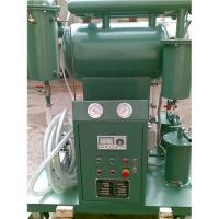 Quality Oil Purifier, Transformer Oil Purifier Machine, Single-stage Insulating Oil Purifying, Oil Recycling wholesale